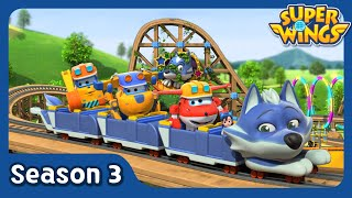 Ups and Downs | super wings season 3 | EP12