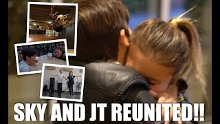 Sky Brown and JT REUNITED!! - VLOG #2 The Nashville Diary