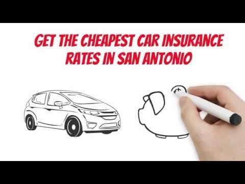 Cheap Car Insurance San Antonio - TX Liability Or Full Coverage