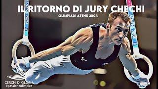 Il ritorno di Jury Chechi - Olimpiadi Atene 2004