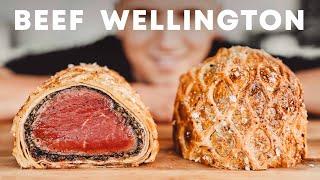 Beef Wellington Made Easy