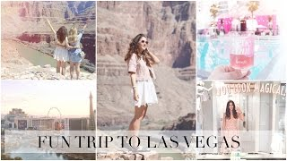Las Vegas trip with Benefit Cosmetics