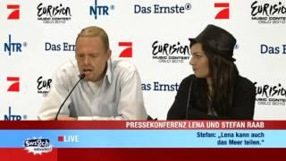 Eurovision Song Contest: Stefan Raab & Lena Meyer-Landrut