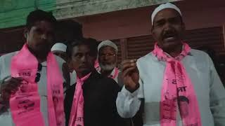 To day (1-12-2018) karimnagar Muslim Minorities Ashirwada Sabha at  NN Garden karimnagar