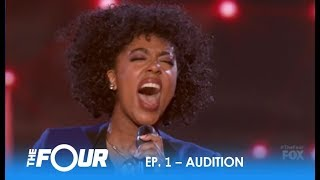 Majeste Pearson: Daughter Of Famous Pastor TAKES US TO CHURCH!   S2E1   The Four