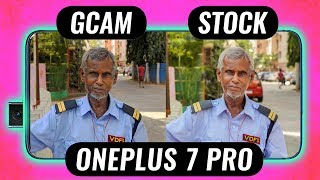 OnePlus 7 Pro Google Camera vs Stock Camera + OP7 PRO GIVEAWAY!🔥🔥