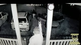 Car Thieves Run for Their Lives! | Active Self Protection