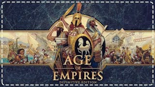 20 YILLIK EFSANE | Age of Empires Definitive Edition
