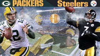The Steel City Scorefest! (Packers vs. Steelers, 2009) | NFL Vault Highlights