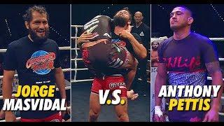 Jorge Masvidal vs Anthony Pettis (Full Fight)