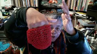 With These Hands: Crochet, Knitting, Spinning Yarn, Gardening, Art and more.