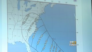 Maryland Declares State Of Emergency Ahead Of Hurricane Florence