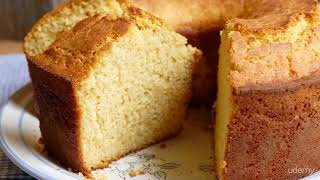 #4 Old Fashioned Sourdough Baking : Sourdough Honey Cornbread - The Finished Bread/Cake