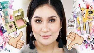 Full Face Using Benefit Cosmetics ( NOT SPONSORED )  | Kris Lumagui