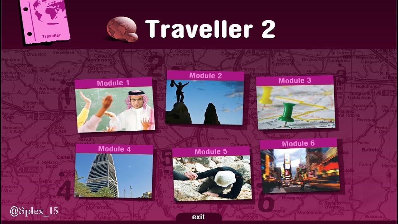 كتاب المعلم النشاط traveller 2