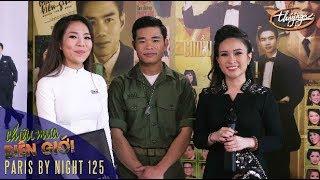 Ngọc Ngữ & Châu Ngọc Hà - Phỏng Vấn Hậu Trường PBN 125