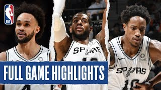 CLIPPERS at SPURS | FULL GAME HIGHLIGHTS | November 29, 2019