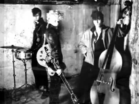 Stray Cats  - Stood Up