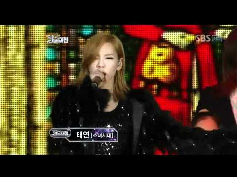 SMTOWN - The sound of hanlyu @SBS MUSIC FESTIVAL 가요대전 20111229