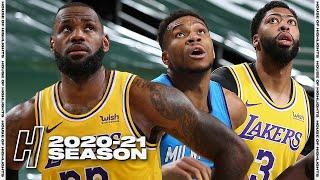 Los Angeles Lakers vs Milwaukee Bucks - Full Game Highlights | January 21, 2021 | 2020-21 NBA Season