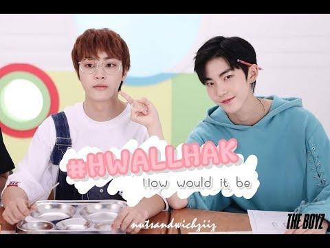 [HWALL♥JUHAKNYEON] - How Would It Be #HWALLHAK #ฮวัลฮัก