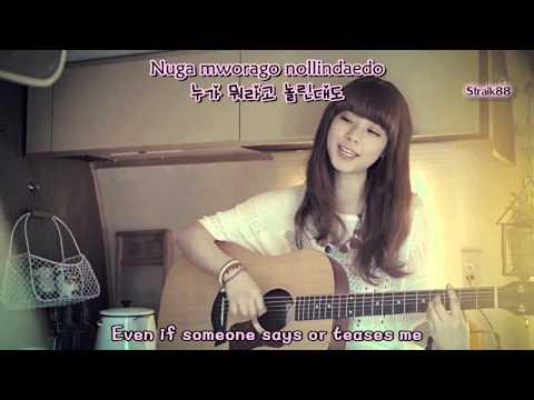 [HD/MV] Juniel (주니엘) ft Jung Yong Hwa - Fool (바보) [Engsub+Romani]