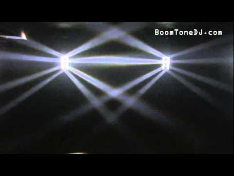 Vidéo LudiBeam WHITE - BoomToneDJ
