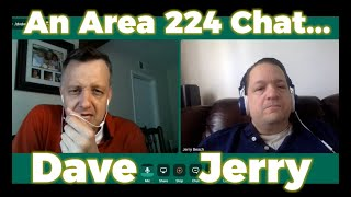 Dave Van de Walle Interviews NY Sportswriter and Author Jerry Beach