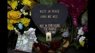Journalist's murder sparks fears of renewed violence in Northern Ireland