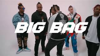Swanny Ivy, PaintItBlues, Scream For Me, REEK, Samurai Duck - Big Bag (Prod/Directed by G Clef)