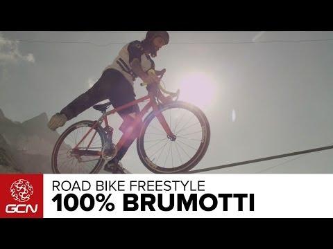 Со велосипед по сè и сешто