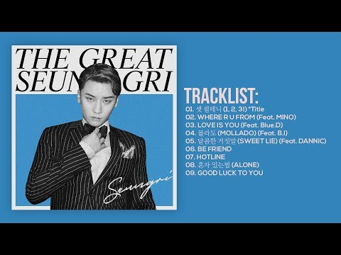 [Full Album] Seungri - THE GREAT SEUNGRI