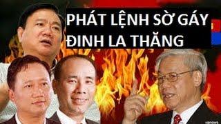 Đinh La Thăng sắp bị bắt, Nguyễn Tấn Dũng án binh bất động