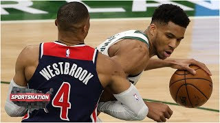 The Bucks spoil another Russell Westbrook triple-double and Bradley Beal's 42 points | SportsNation