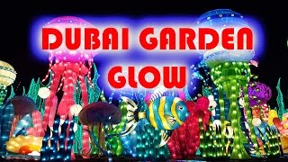 Dubai Garden Glow  November  shot in Gopro