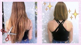 Cut My Hair Off!✂️😱 Vlog Day #111    Jayden Bartels