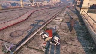 Grand Theft Auto v lol