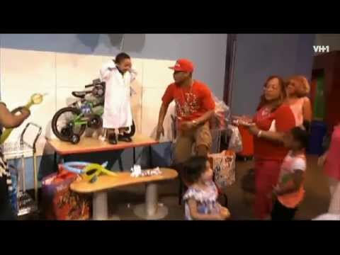 Big Thinkers Science on VH1 TI & Tiny: The Family Hustle
