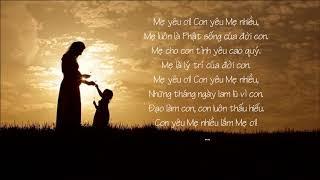 Mẹ Yêu Ơi - Khởi My