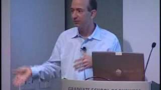 2005 Entrepreneurship Conference - Taking on the Challenge: Jeffrey Bezos, Amazon