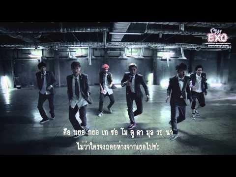 [Thai Sub] EXO - Growl (Korean Ver.)