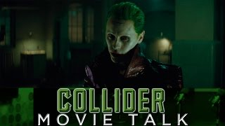 Collider Movie Talk – New Joker Focused Suicide Squad Trailer