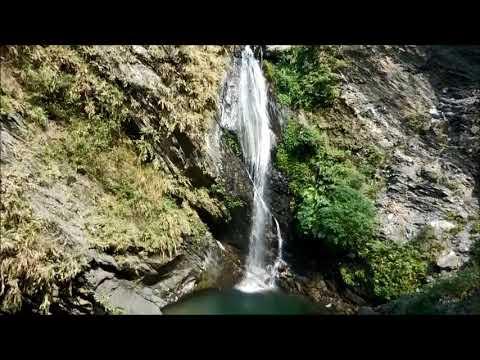 神山瀑布全程 (機車趴趴照)