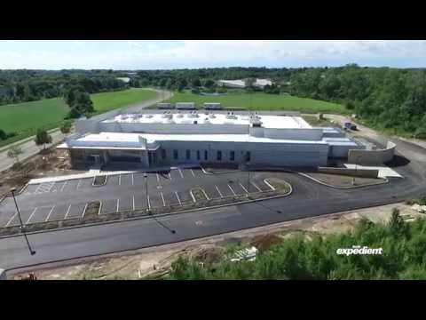 Expedient - Dublin Data Center - Time Lapse Construction