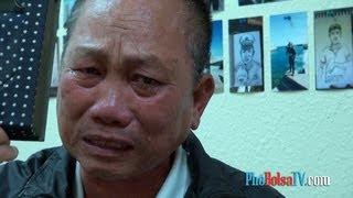 Cựu Thiếu úy VNCH Nguyễn Ngọc Lập gặp Thứ trưởng Nguyễn Thanh Sơn ở quận Cam