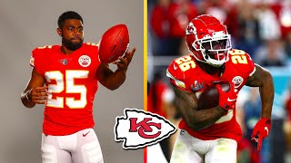 Chiefs Clyde Edwards-Helaire RB1 with Damien Williams Out