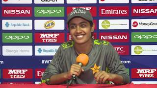 LIVE: WT20 - Pakistan v Ireland - Post Match Press Conference