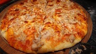 Pizza à la poele - Pan Pizza