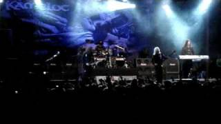 Kamelot - Ghost Opera live at Elverum 23 Mai 2009