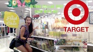 New Spring Target Dollar Spot Shop With Me! Decor + More! Spring 2019 Target Finds!